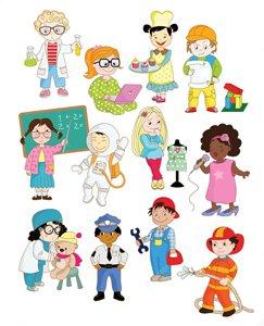 Ложные данные при выборе будущей профессии ребенка